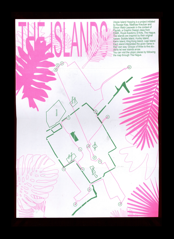 PAULINE BAUMBERGER The Islands