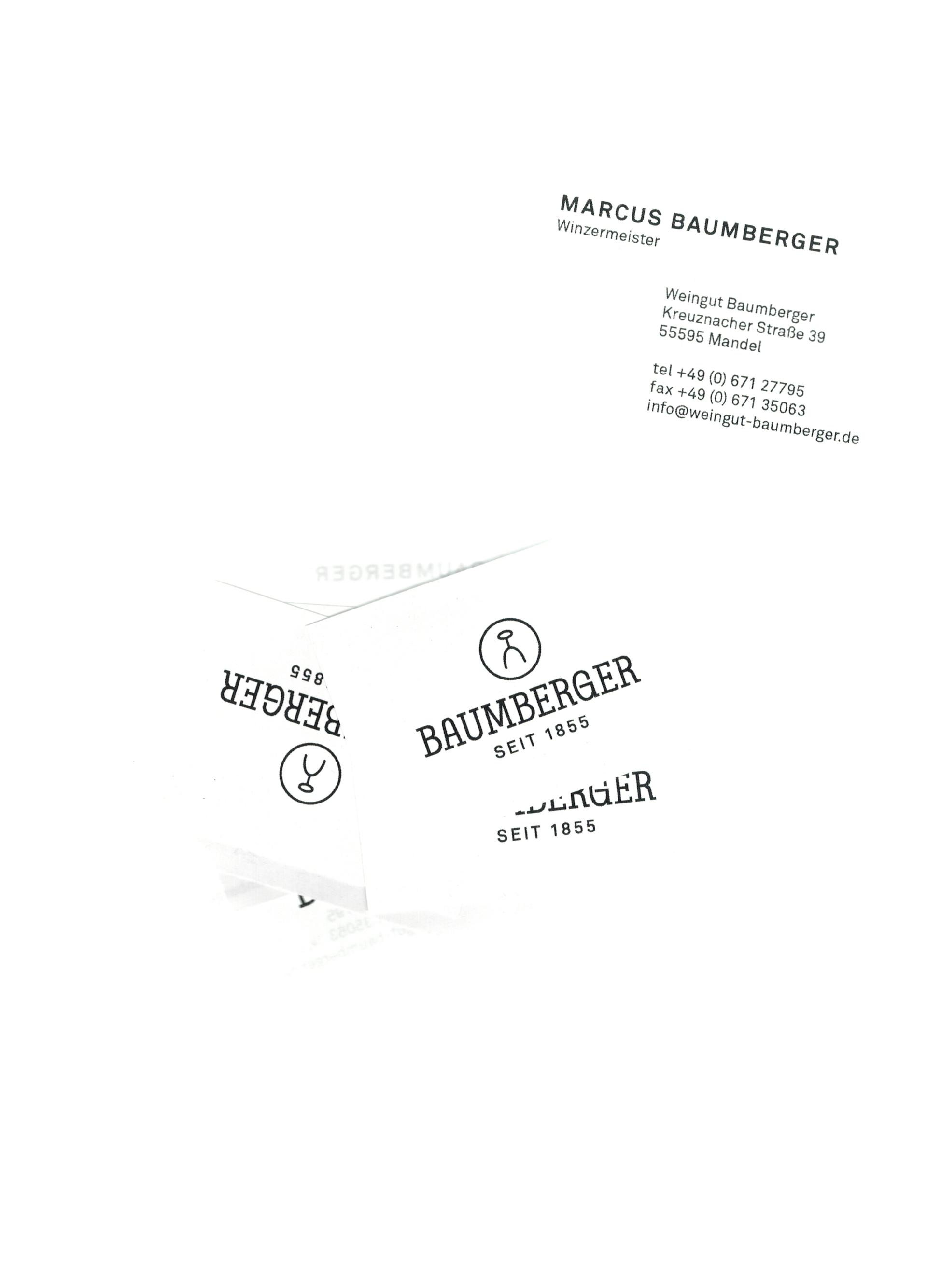 PAULINE BAUMBERGER Weingut Baumberger