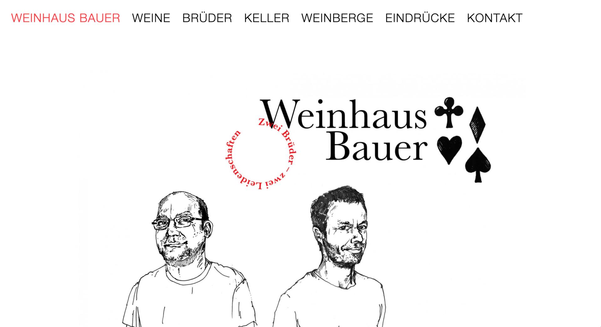 PAULINE BAUMBERGER Weinhaus Bauer